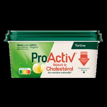 Fruit d'Or Margarine Allégée À Tartiner Sans Huile Palme Pro Activ Expert, 40%mg,450g