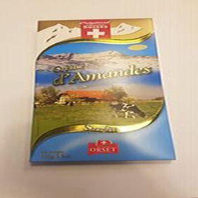 Chocolat au lait crème d'Amandes, ORSET