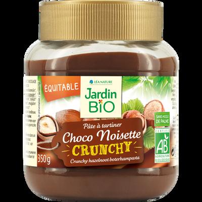 PAT Choco Noisette Crunchy JARDIN BIO