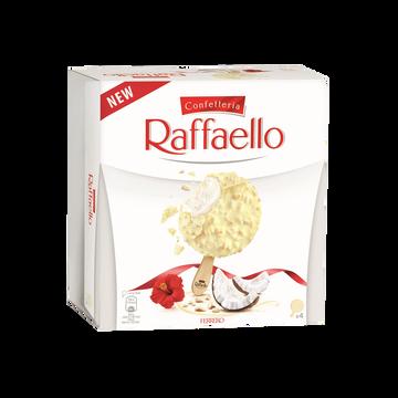 Ferrero Glace Noix De Coco Amandes Raffaello, X4 188g
