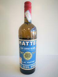 Cap MATTEI Blanc 75CL 15°