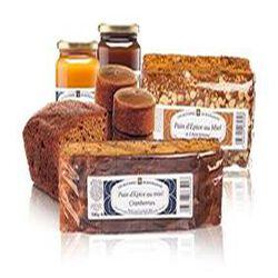 Pain d'épice au miel et figues Les ruchers de Bourgogne