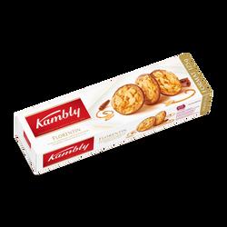 Biscuits suisses florentins aux amandes caramélisées KAMBLY, 125g