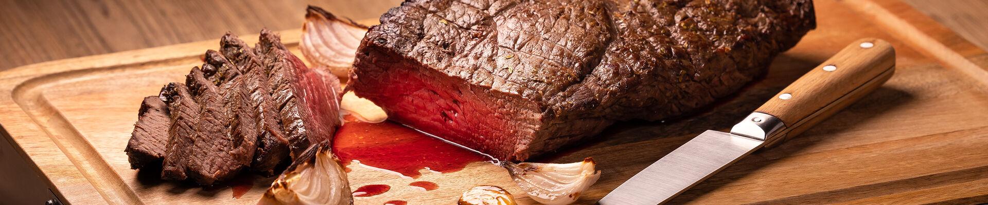 Rôti de bœuf au four