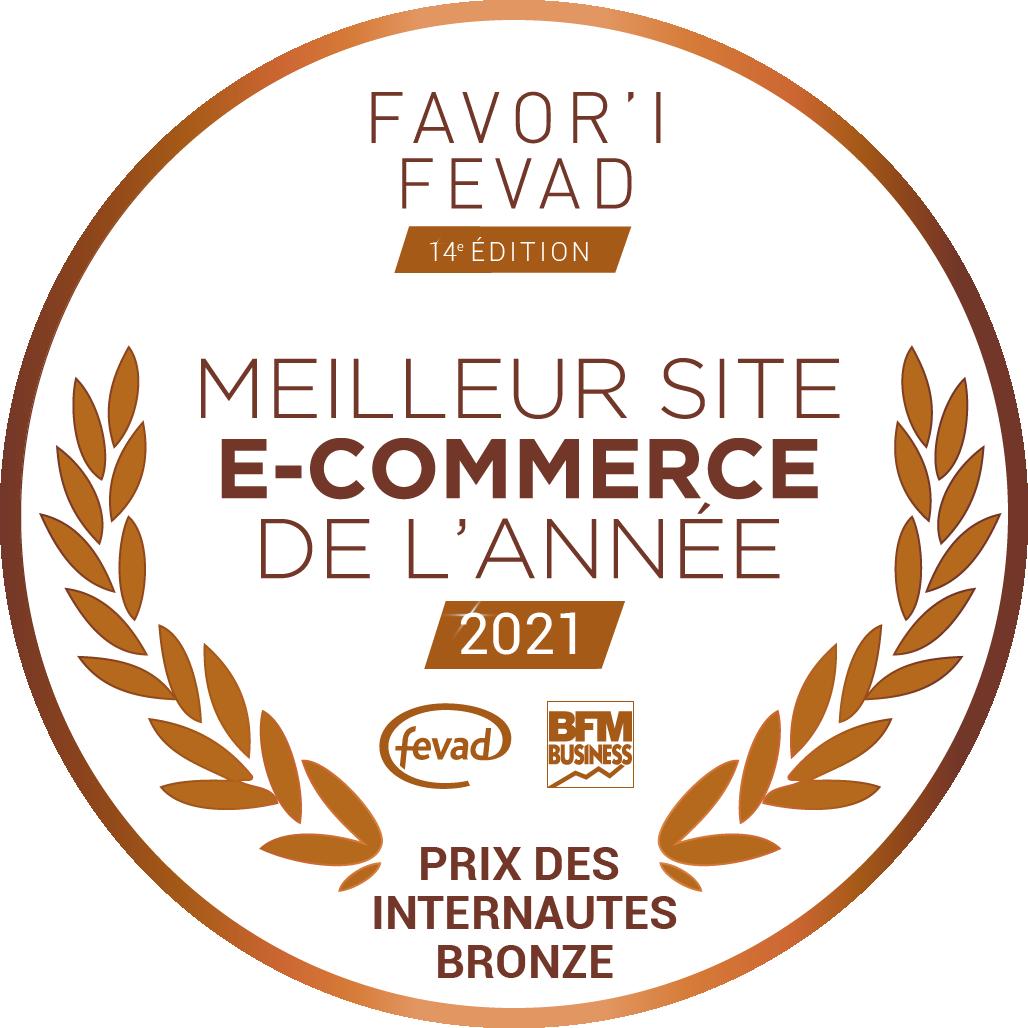 Prix des internautes Fevad