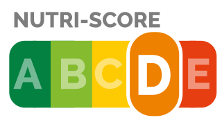 Nutri-Score D Icon