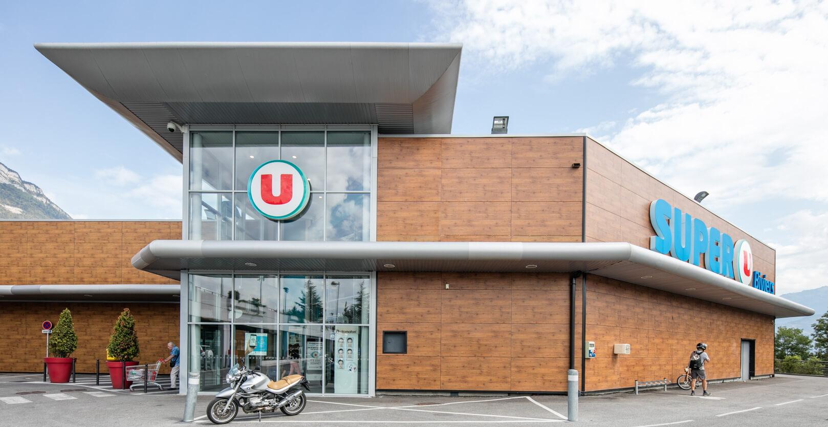 Drive BIVIERS - Livraison courses à domicile Super U Biviers