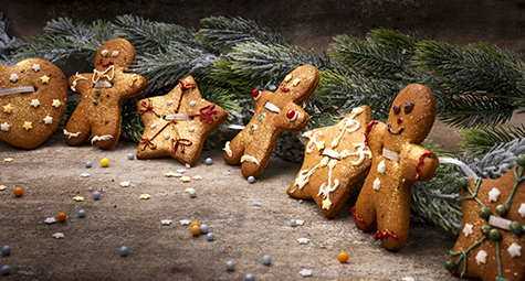 Biscuits de l'Avent
