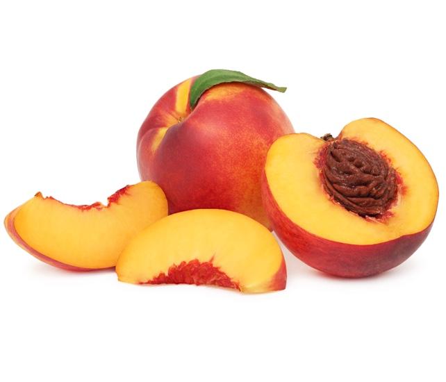 Brugnon, fruit juteux