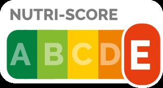 Nutri-Score E Icon