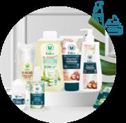 Visuel de produits cosmétiques U bio