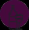 Picto vin blanc