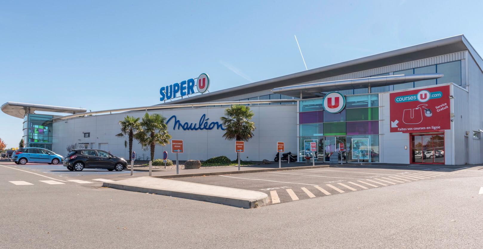 Drive MAULÉON - Livraison courses à domicile Super U